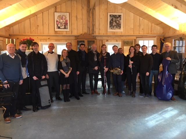 KonstKnekt Røros 16.10 – 22.10.2017